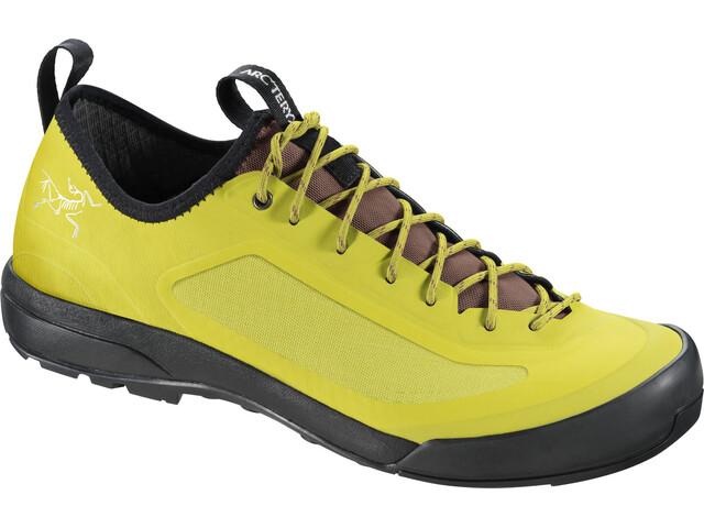 Arc'teryx Acrux SL Approach Shoes Women Genepi/Light Ruby Dusk